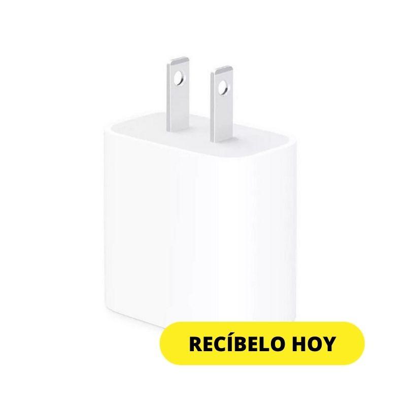 CARGADOR CUBO DE PARED APPLE USB-C 18W ORIGINAL