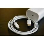CARGADOR CUBO PARED 20W Y CABLE USB-C APPLE 12-12PM