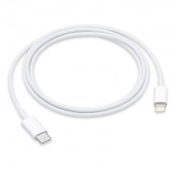 CABLE APPLE USB-C LIGHTNING 1 METRO ORIGINAL