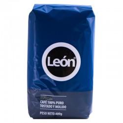 CAFÉ LEÓN AZUL