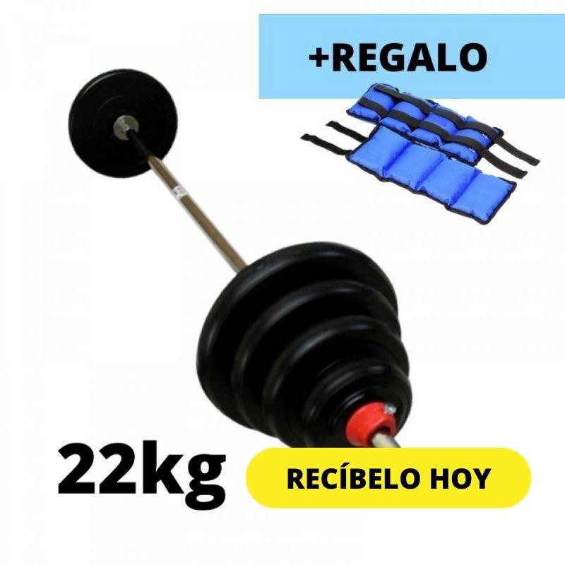 Pesas - Barra Roker 22K - 48.5LB