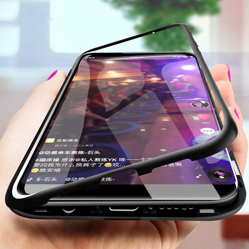 ESTUCHE MAGNETICO Huawei Y9 PRIME 2019