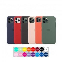 ESTUCHE SILICON IPHONE 11